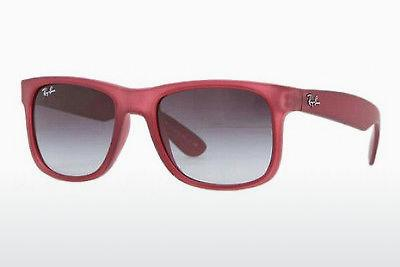 Solglasögon Ray-Ban JUSTIN (RB4165 60038G) - Transparent
