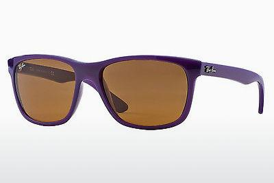 Solglasögon Ray-Ban RB4181 (RB4181 6034) - Purpur