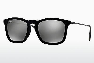 Solglasögon Ray-Ban CHRIS (RB4187 60756G) - Svart