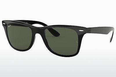 Solglasögon Ray-Ban WAYFARER LITEFORCE (RB4195 601/71) - Svart