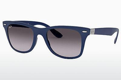 Solglasögon Ray-Ban WAYFARER LITEFORCE (RB4195 60158G) - Blå