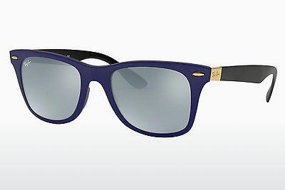Solglasögon Ray-Ban WAYFARER LITEFORCE (RB4195 624830) - Blå