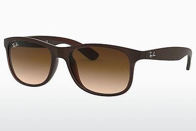 Solglasögon Ray-Ban ANDY (RB4202 607313) - Brun