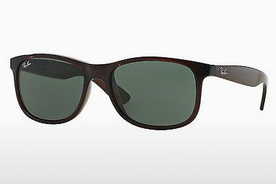 Solglasögon Ray-Ban ANDY (RB4202 714/71) - Brun