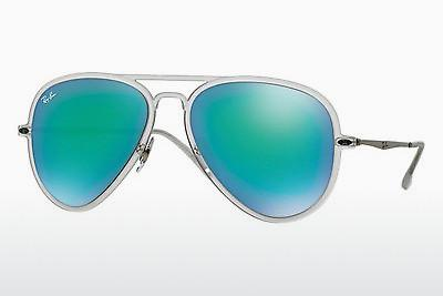 Solglasögon Ray-Ban RB4211 646/3R - Transparent