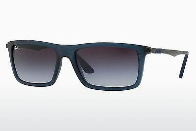 Solglasögon Ray-Ban RB4214 62978G - Transparent, Blå