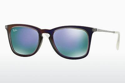 Solglasögon Ray-Ban RB4221 61684V - Purpur