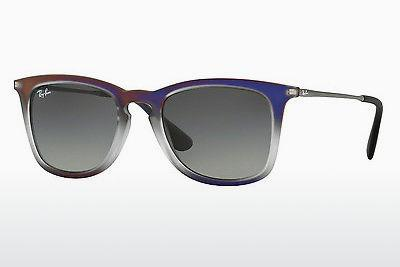 Solglasögon Ray-Ban RB4221 622311 - Purpur, Svart