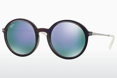 Solglasögon Ray-Ban RB4222 61684V - Purpur, Violet