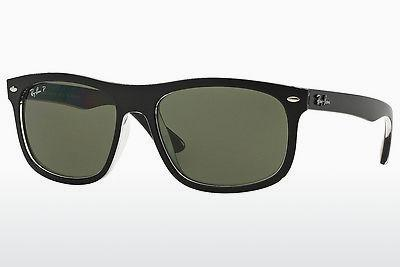 Solglasögon Ray-Ban RB4226 60529A - Svart, Transparent