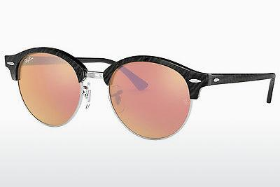 Solglasögon Ray-Ban Clubround (RB4246 1197Z2) - Svart