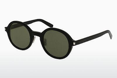 Solglasögon Saint Laurent SL 161 SLIM 001 - Svart