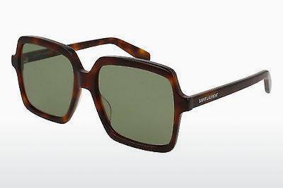 Solglasögon Saint Laurent SL 174 002 - Brun, Havanna