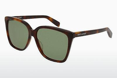 Solglasögon Saint Laurent SL 175 002 - Brun, Havanna
