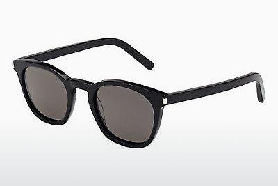 Solglasögon Saint Laurent SL 28 002 - Svart