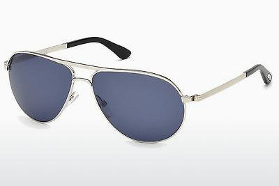 Solglasögon Tom Ford Marko (FT0144 18V) - Silver, Shiny