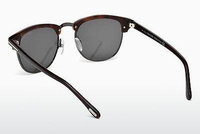 Solglasögon Tom Ford Henry (FT0248 52A) - Brun, Havana