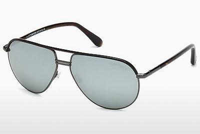 Solglasögon Tom Ford Cole (FT0285 52F) - Brun, Dark, Havana