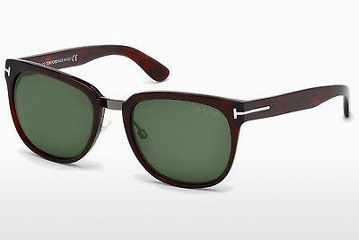 Solglasögon Tom Ford Rock (FT0290 52N) - Brun, Dark, Havana