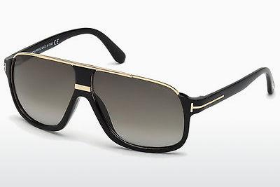 Solglasögon Tom Ford Eliott (FT0335 01P) - Svart, Shiny