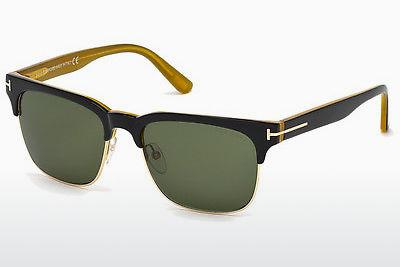 Solglasögon Tom Ford Louis (FT0386 05N) - Svart