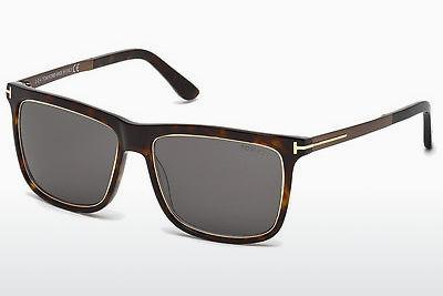 Solglasögon Tom Ford Karlie (FT0392 52J) - Brun, Dark, Havana