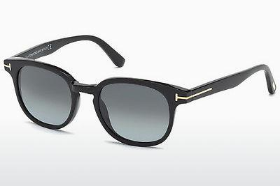 Solglasögon Tom Ford Frank (FT0399 01N) - Svart