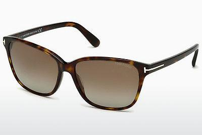 Solglasögon Tom Ford Dana (FT0432 52H) - Brun, Dark, Havana