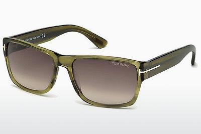 Solglasögon Tom Ford Mason (FT0445 95K) - Grön, Bright