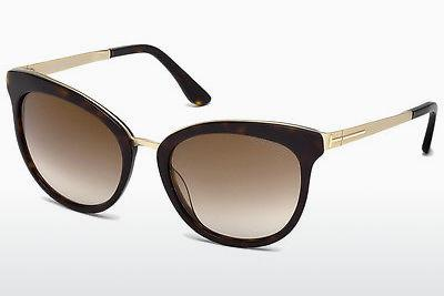 Solglasögon Tom Ford Emma (FT0461 52G) - Brun, Dark, Havana