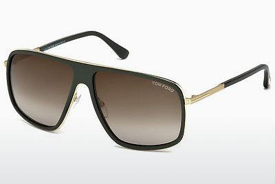 Solglasögon Tom Ford FT0463 98K - Grön, Dark