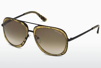 Solglasögon Tom Ford FT0469 41P - Gul
