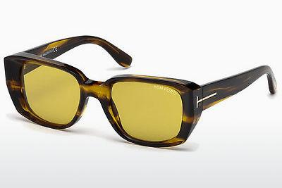Solglasögon Tom Ford FT0492 41E - Gul
