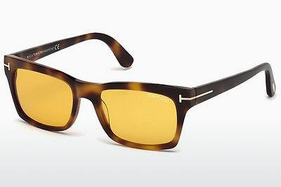 Solglasögon Tom Ford FT0494 52E - Brun, Dark, Havana