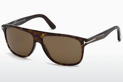 Solglasögon Tom Ford Inigo (FT0501 52E) - Brun, Dark, Havana