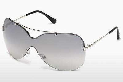 Solglasögon Tom Ford Ondria (FT0519 16C) - Silver, Shiny, Grey