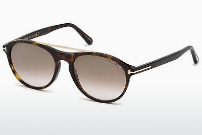 Solglasögon Tom Ford Cameron (FT0556 52G) - Brun, Dark, Havana
