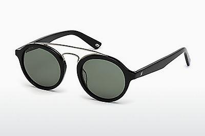 Solglasögon Web Eyewear WE0173 01N - Svart, Shiny