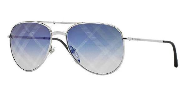 Burberry BE3071 1005B2 gradient blue mirror violetsilver