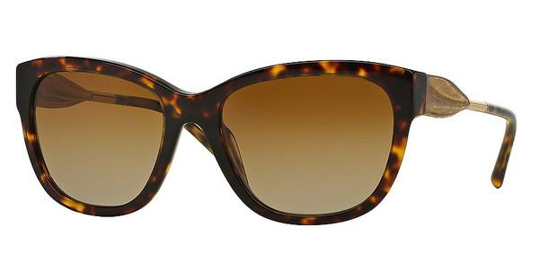 Burberry BE4203 3002T5 POLAR BROWN GRADIENTDARK HAVANA