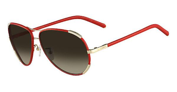 Chloé CE100SL 721 GOLD-RED