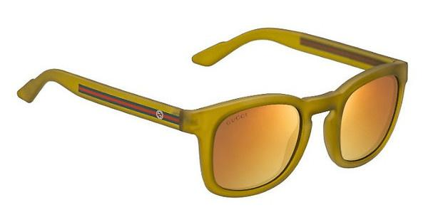 Gucci GG 1113/S M6X/UW ORANGE FLASH MLYELLOW (ORANGE FLASH ML)