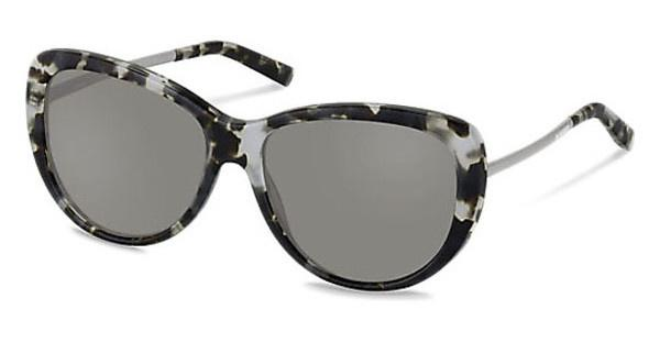 Jil Sander J3002 D polarized - grey - 84%Havana Grey