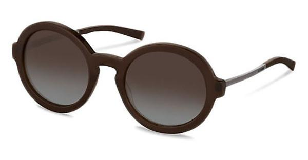 Jil Sander J3005 B brown gradient 84%chocolate