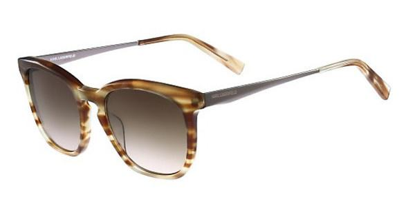 Karl Lagerfeld KL896S 045 STRIPED KHAKI