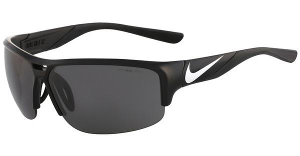 Nike NIKE GOLF X2 EV0870 001 BLACK/METALLIC SILVER WITH GREY LENS LENS