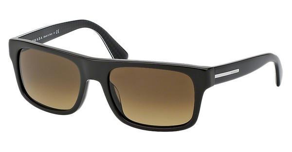 Prada PR 18PS DHO2H0 LIGHT BROWN GRADIENTDARK BROWN