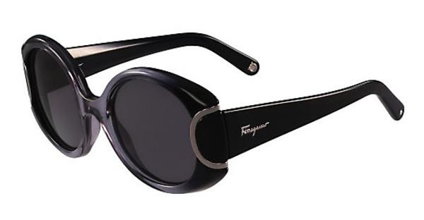 Salvatore Ferragamo SF811S SIGNATURE 013 BLACK-GREY GRADIENT