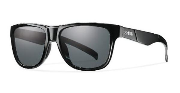 Smith LOWDOWN SLIM/N D28/EE GREY PZSHN BLACK (GREY PZ)