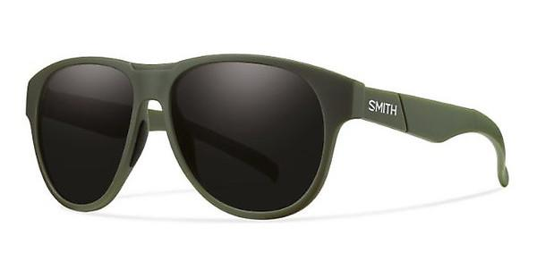 Smith TOWNSEND/N 6XJ/3G BLACKMLTOPLGRN (BLACK)